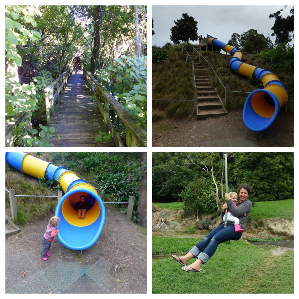Visiting the Kapiti Coast with Kids? – Pop these parks on your 'Go To' list.